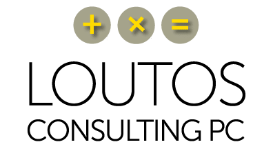 Loutos Consulting PC Mobile Retina Logo